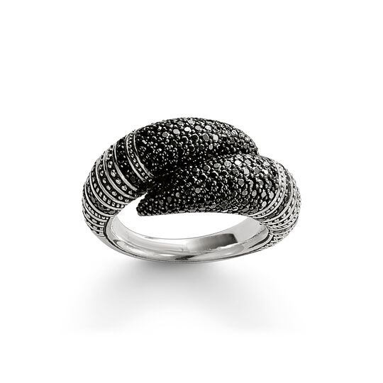 ring claw pavé from the  collection in the THOMAS SABO online store
