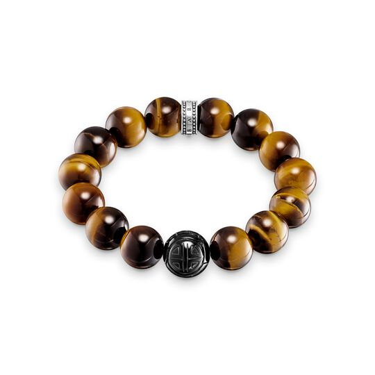 Armband Power Bracelet Braun aus der  Kollektion im Online Shop von THOMAS SABO