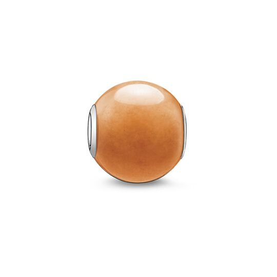 Bead aventurine rouge de la collection Karma Beads dans la boutique en ligne de THOMAS SABO