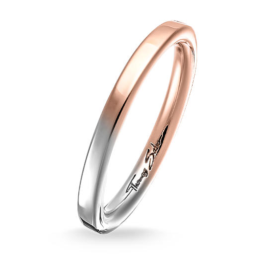 18k rose gold plating