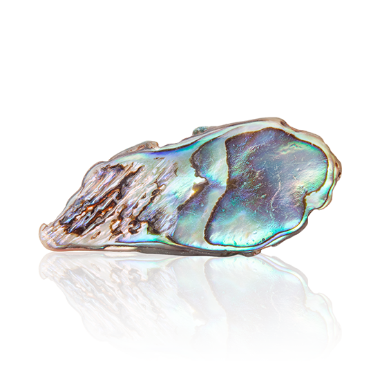 Abalone mother-of-pearl