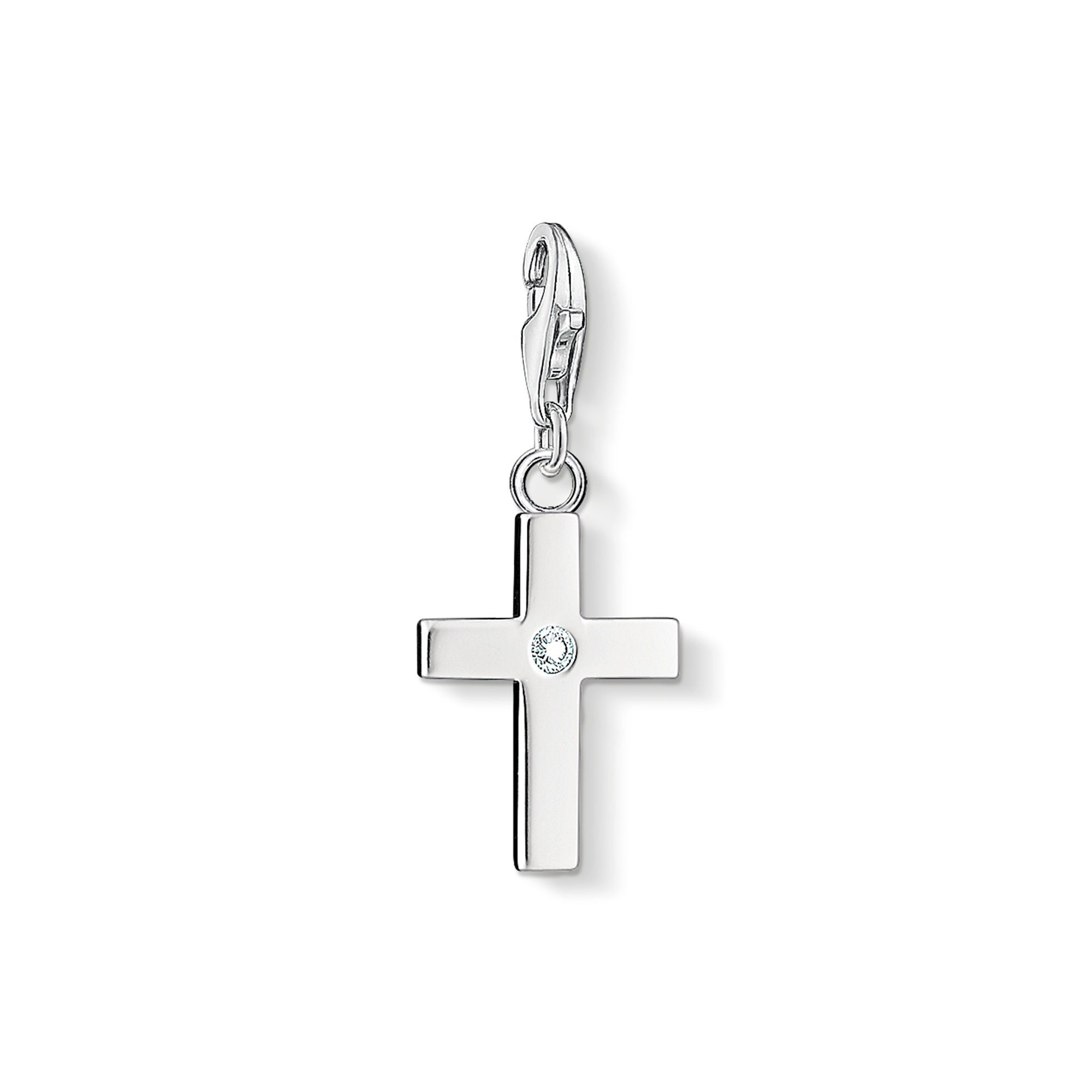"Thomas Sabo - Charm pendant ""cross"" - 1"