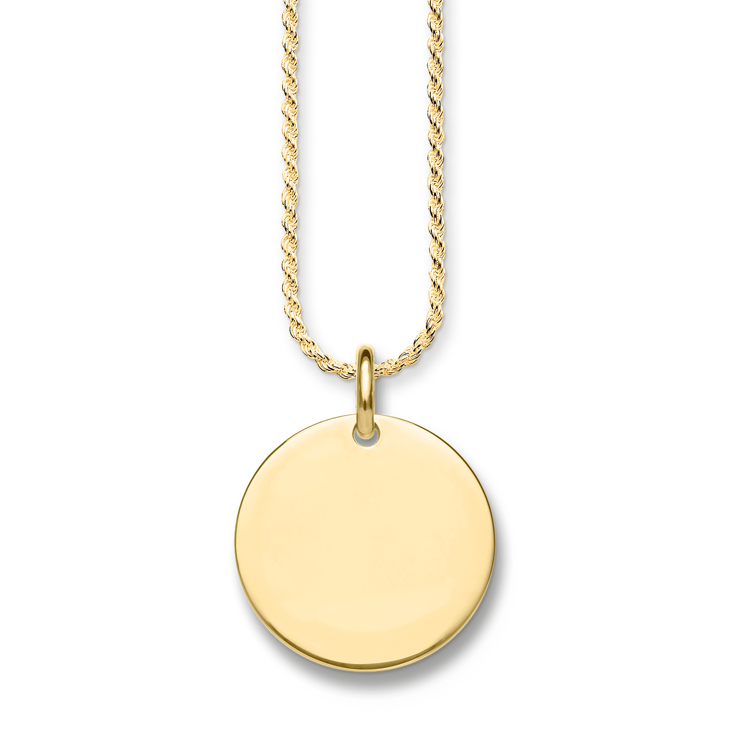 Thomas Sabo - personalised necklace - 1
