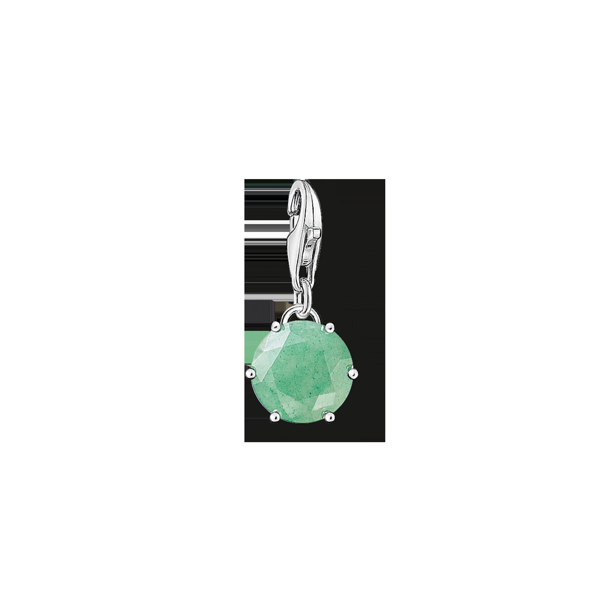"""Thomas Sabo - Charm pendant """"birth stone May"""" - 1"""