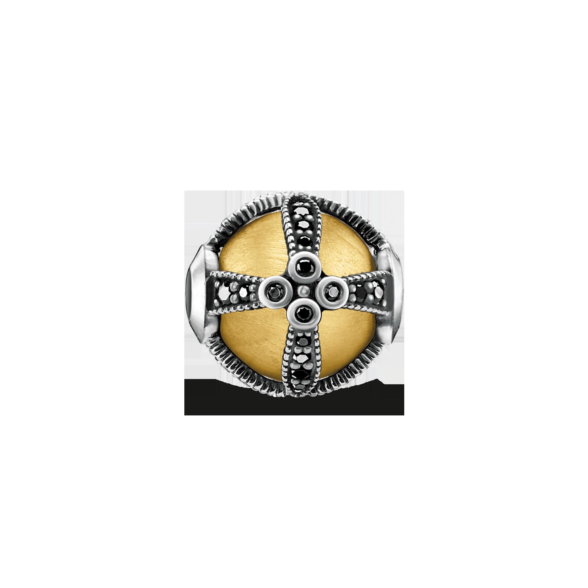 """Thomas Sabo - Bead """"Royalty gold"""" - 1"""