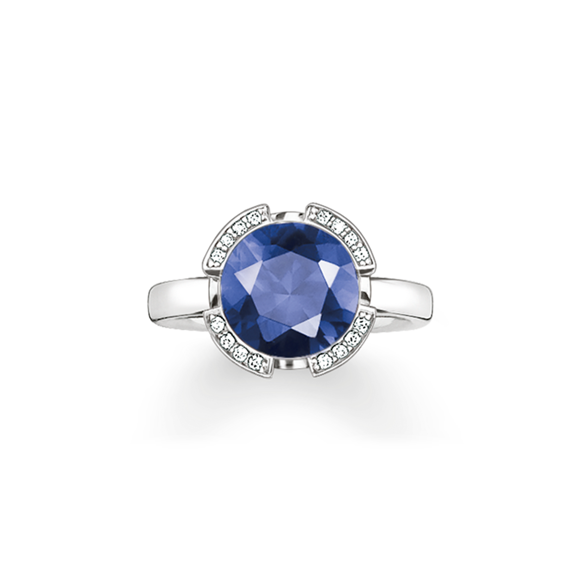 Thomas Sabo - Ring blau - 1