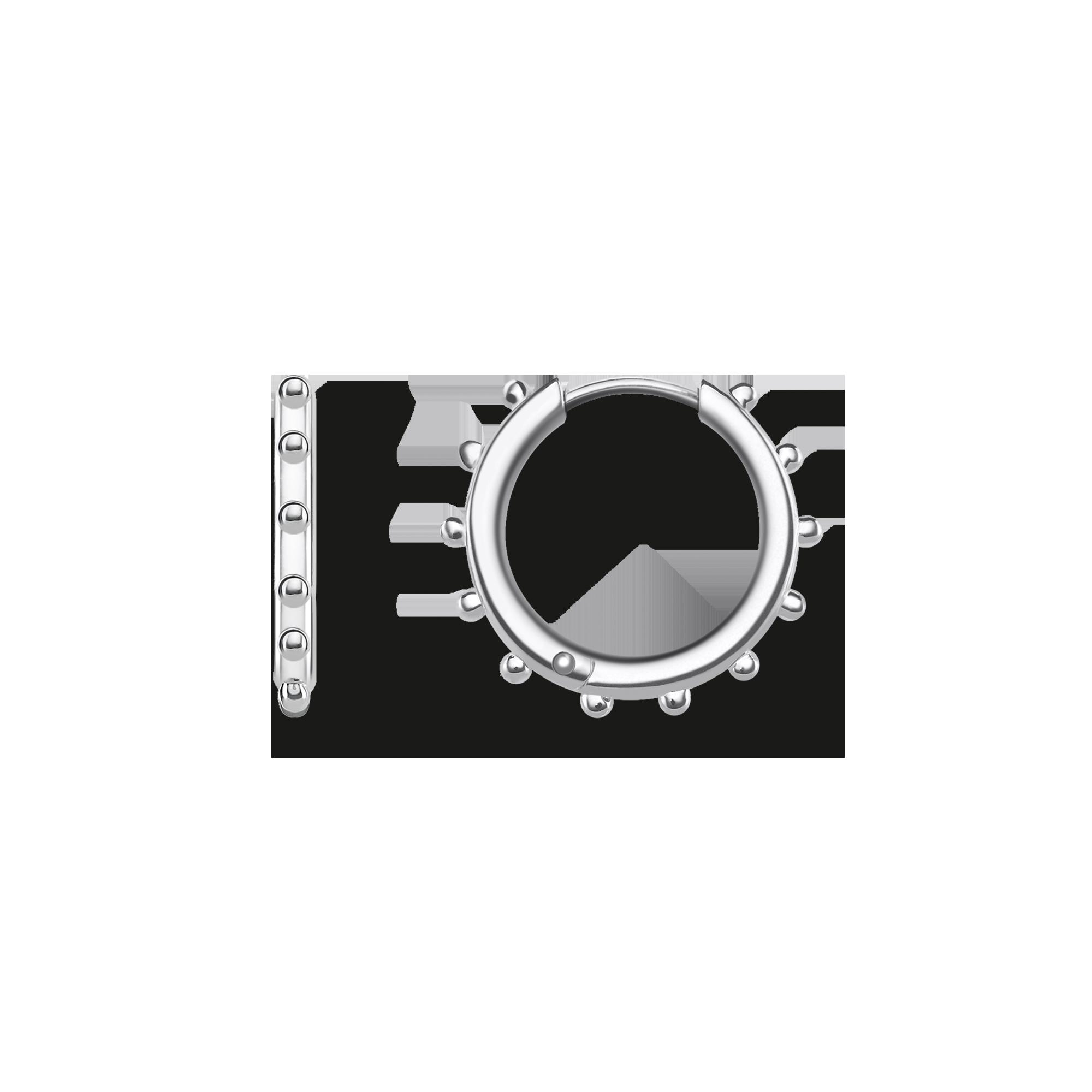 Thomas Sabo - hoop earrings - 1