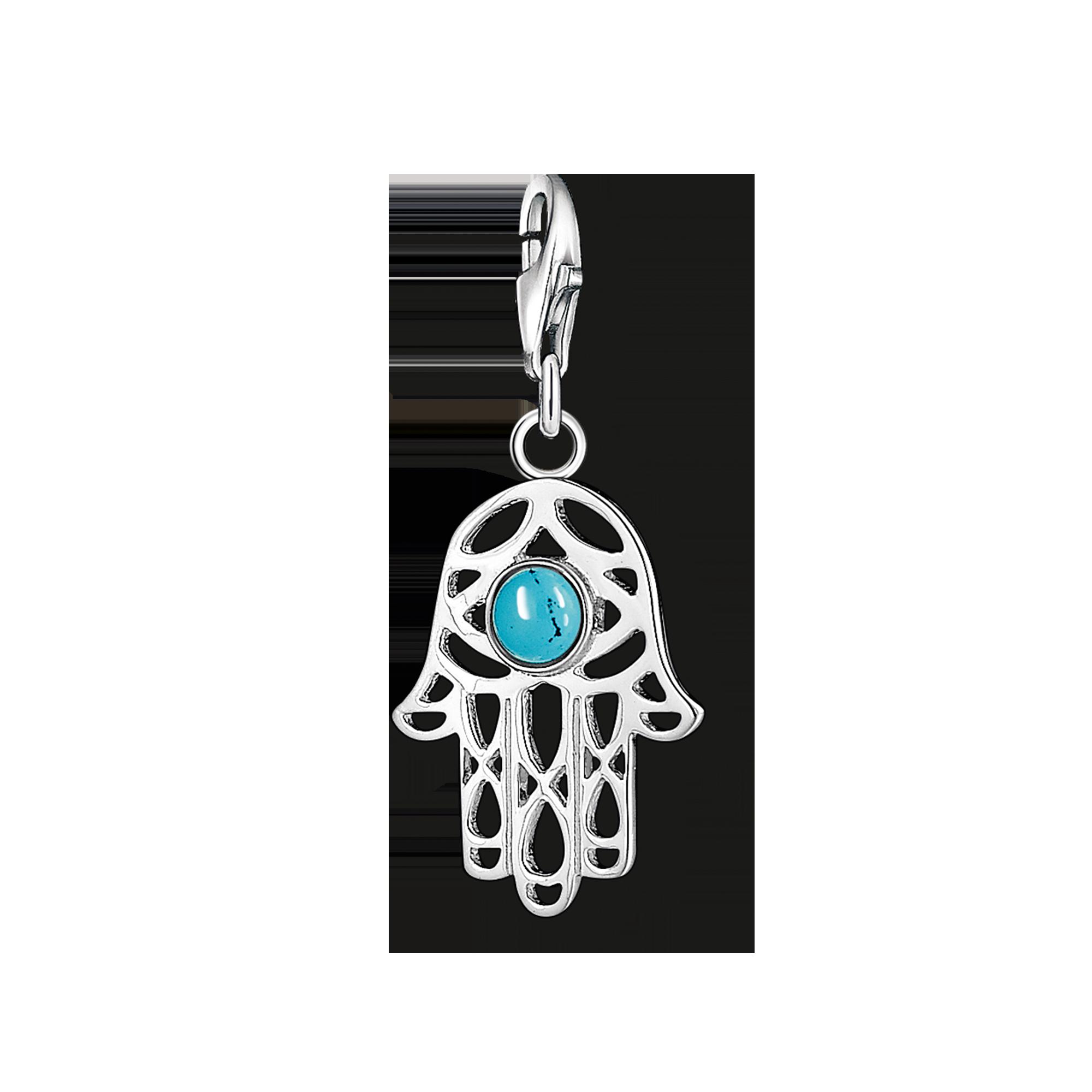 "Thomas Sabo - Charm pendant ""Hand of Fatima"" - 1"