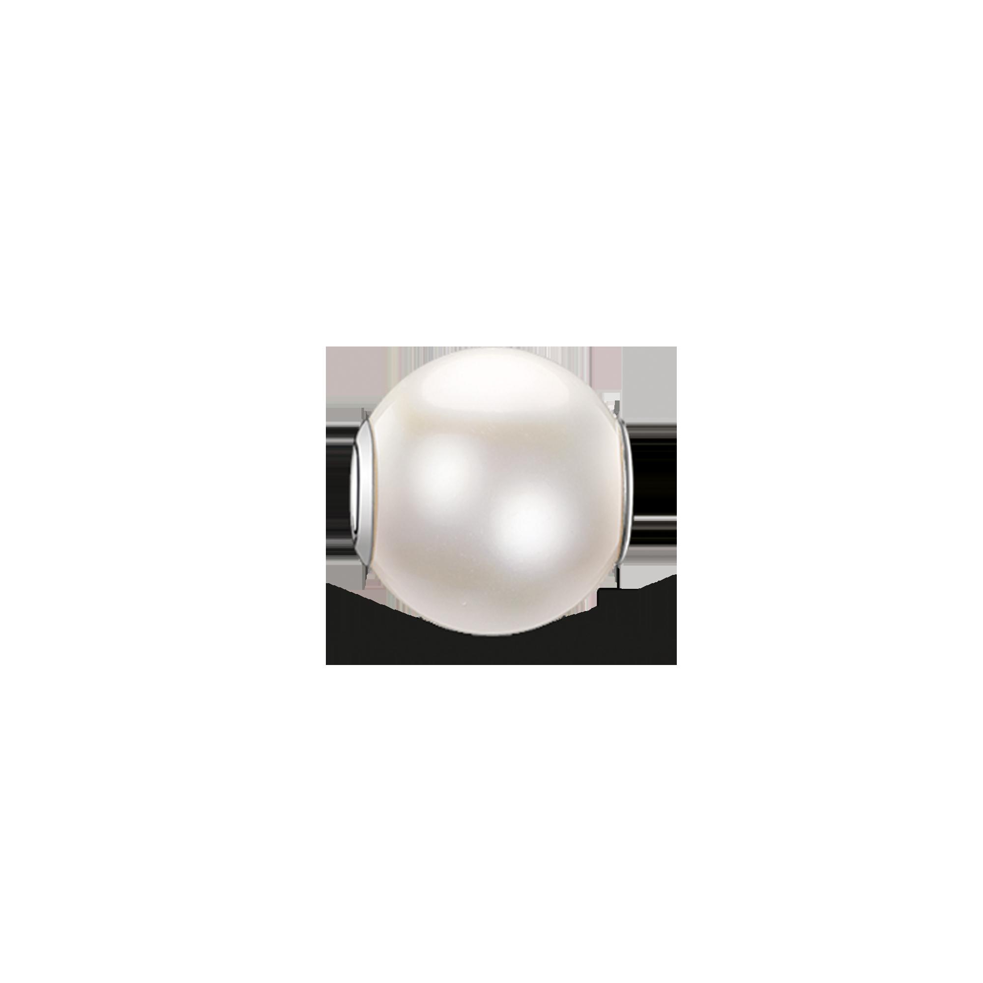 "Thomas Sabo - Bead "" pearl large"" white - 1"