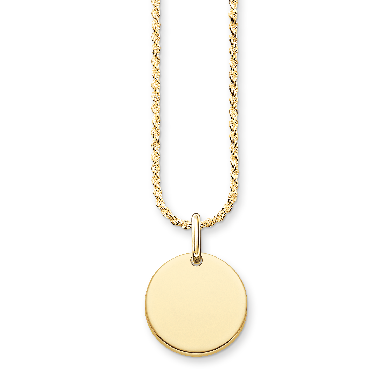 Thomas Sabo - personalised necklace - 1