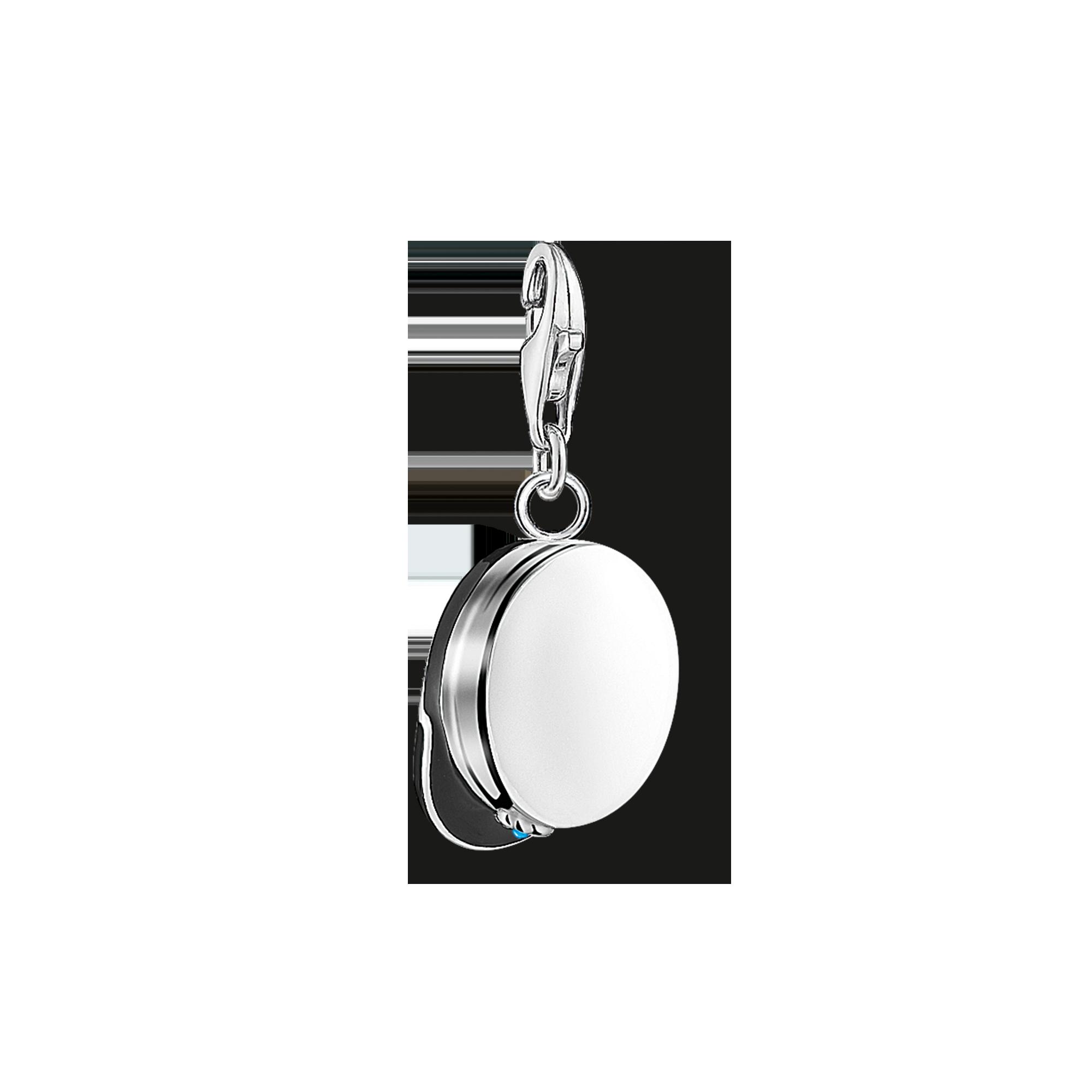 "Thomas Sabo - Charm pendant ""student's cap Sweden"" - 1"