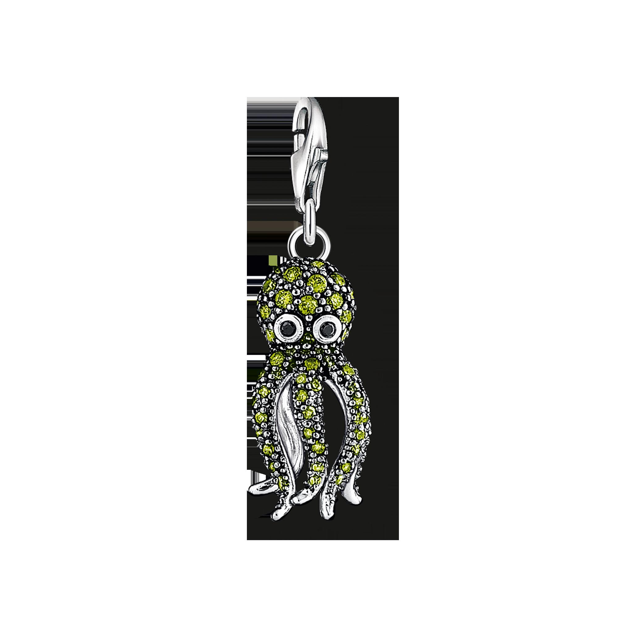 "Thomas Sabo - Charm pendant ""octopus"" - 1"