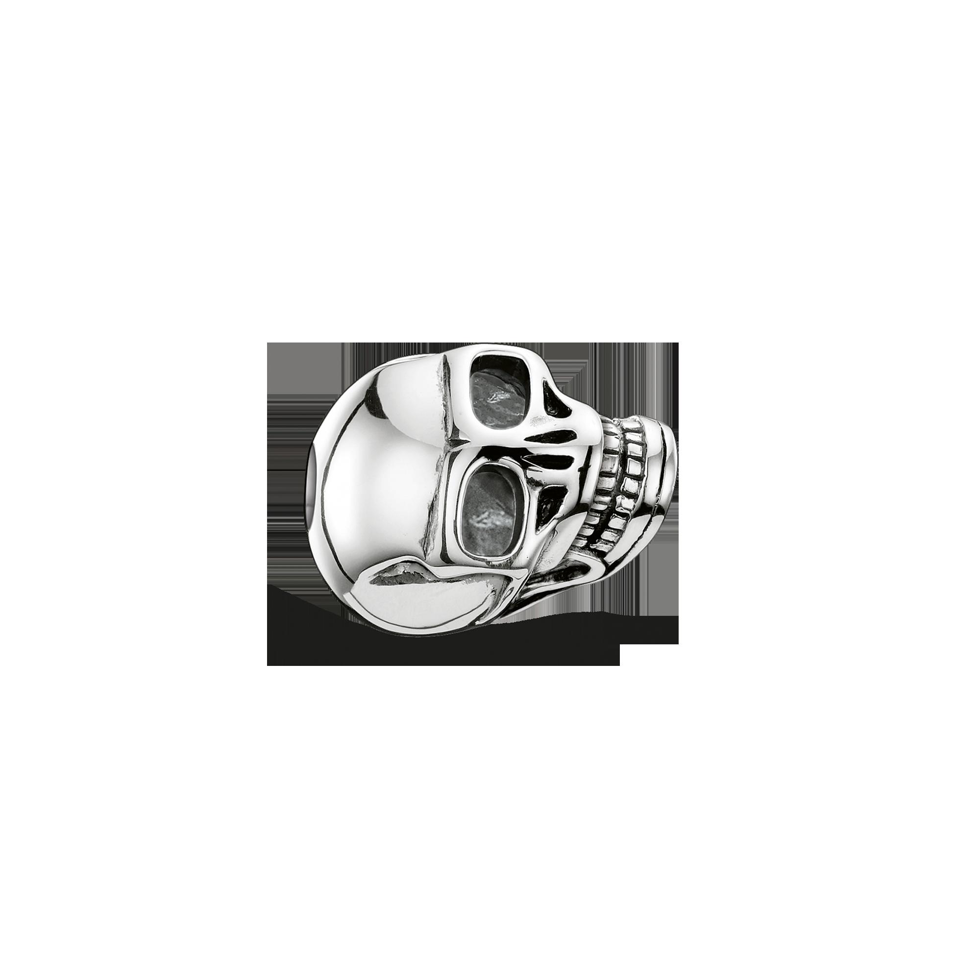 "Thomas Sabo - Bead ""skull large"" - 1"