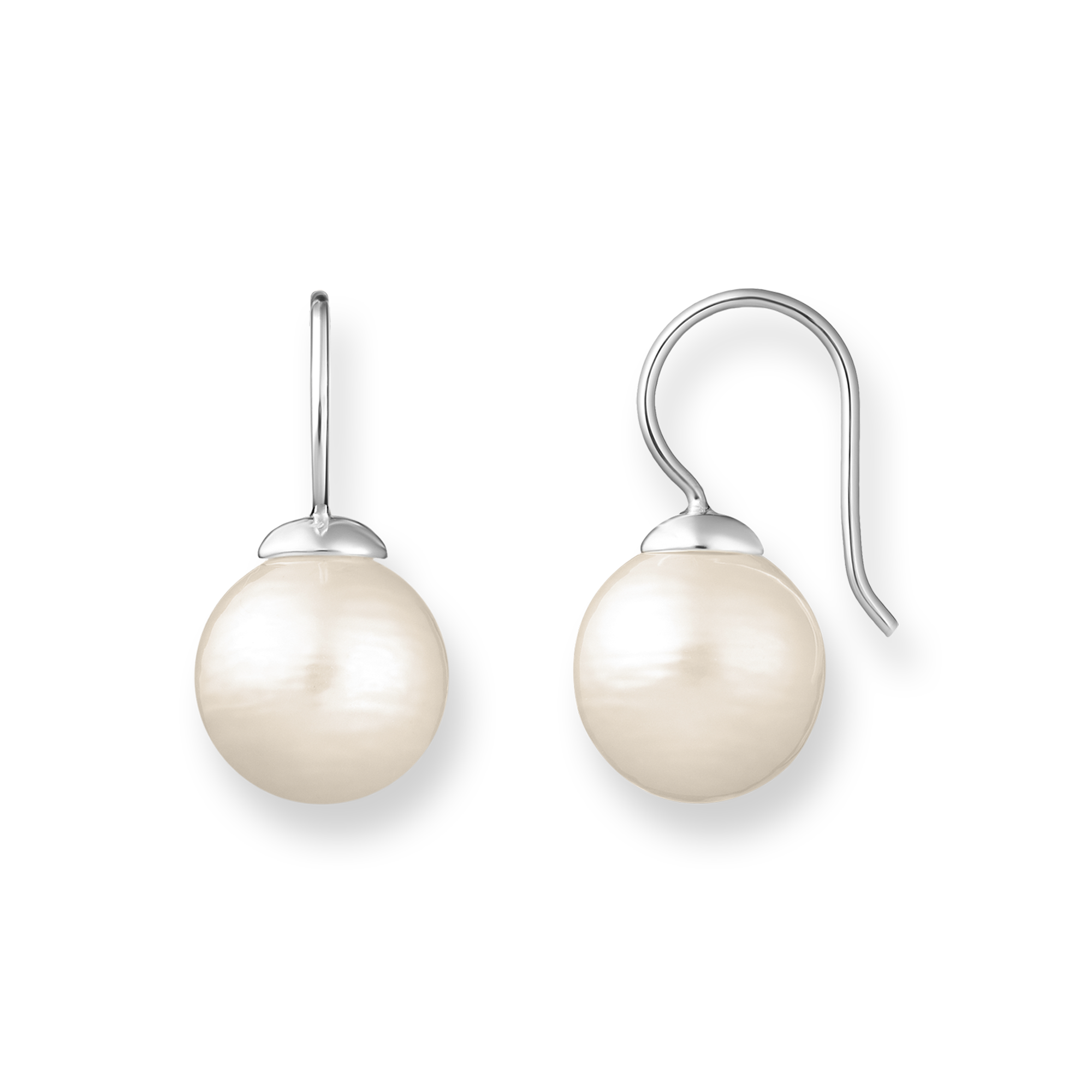 Thomas Sabo - pearl earrings - 1