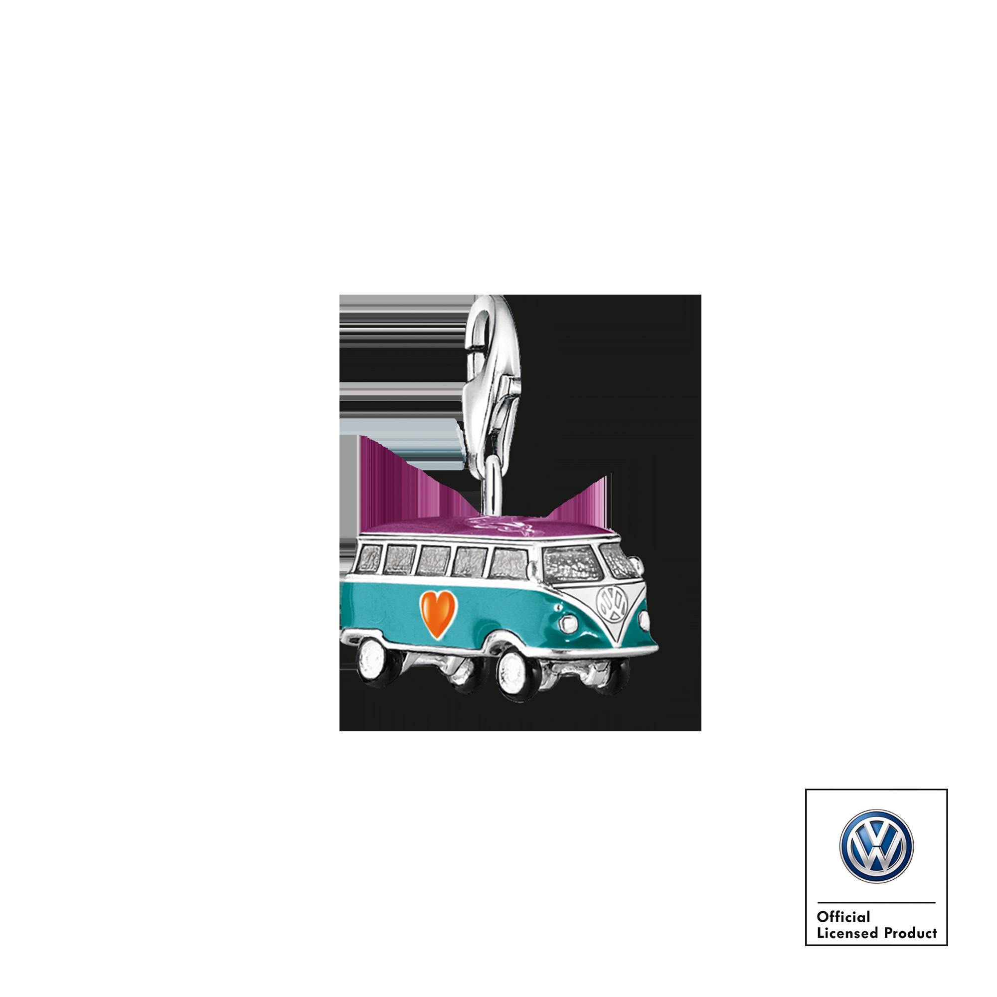 """Thomas Sabo - Charm pendant """"VW bus"""" - 1"""