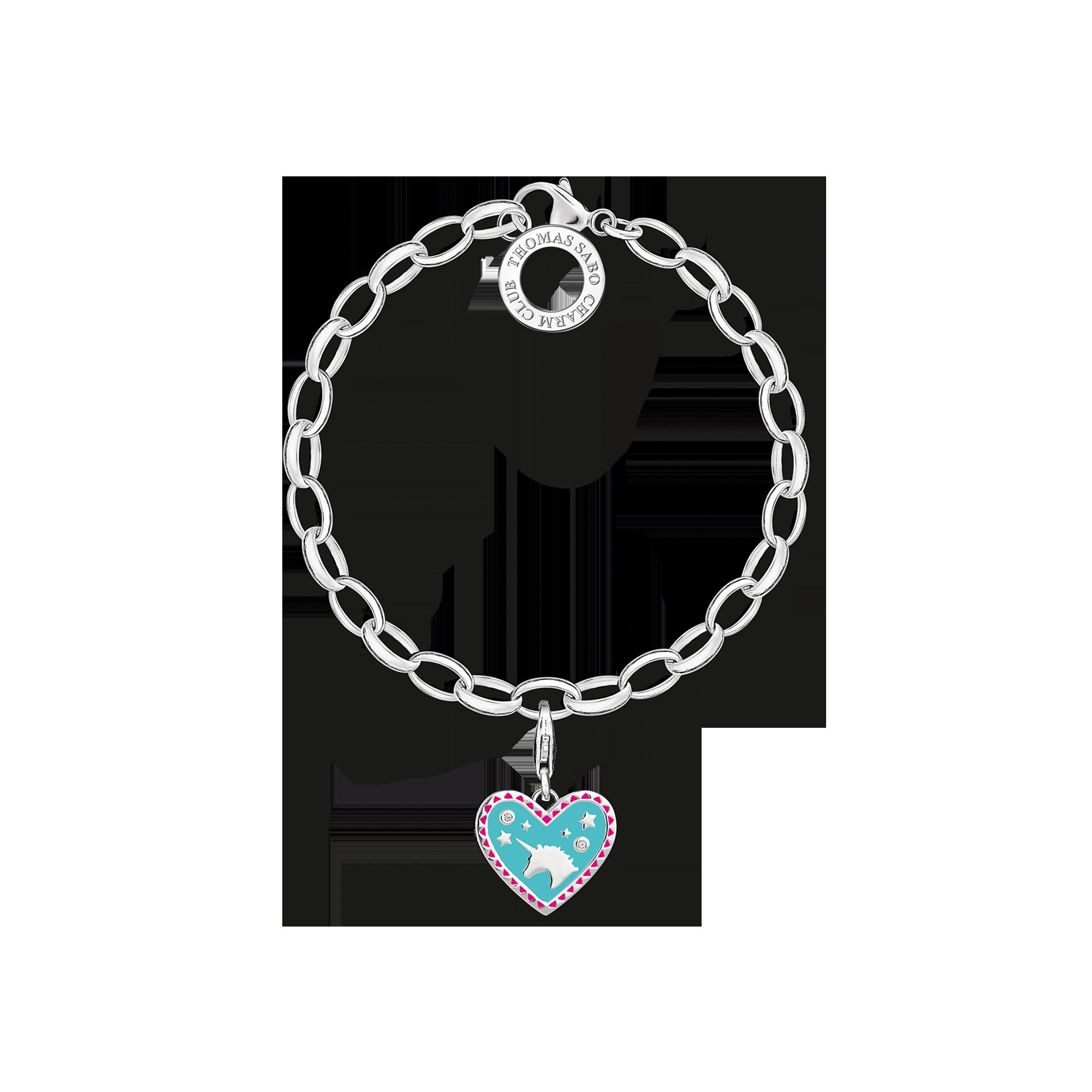 Thomas Sabo - Charm bracelet - 1