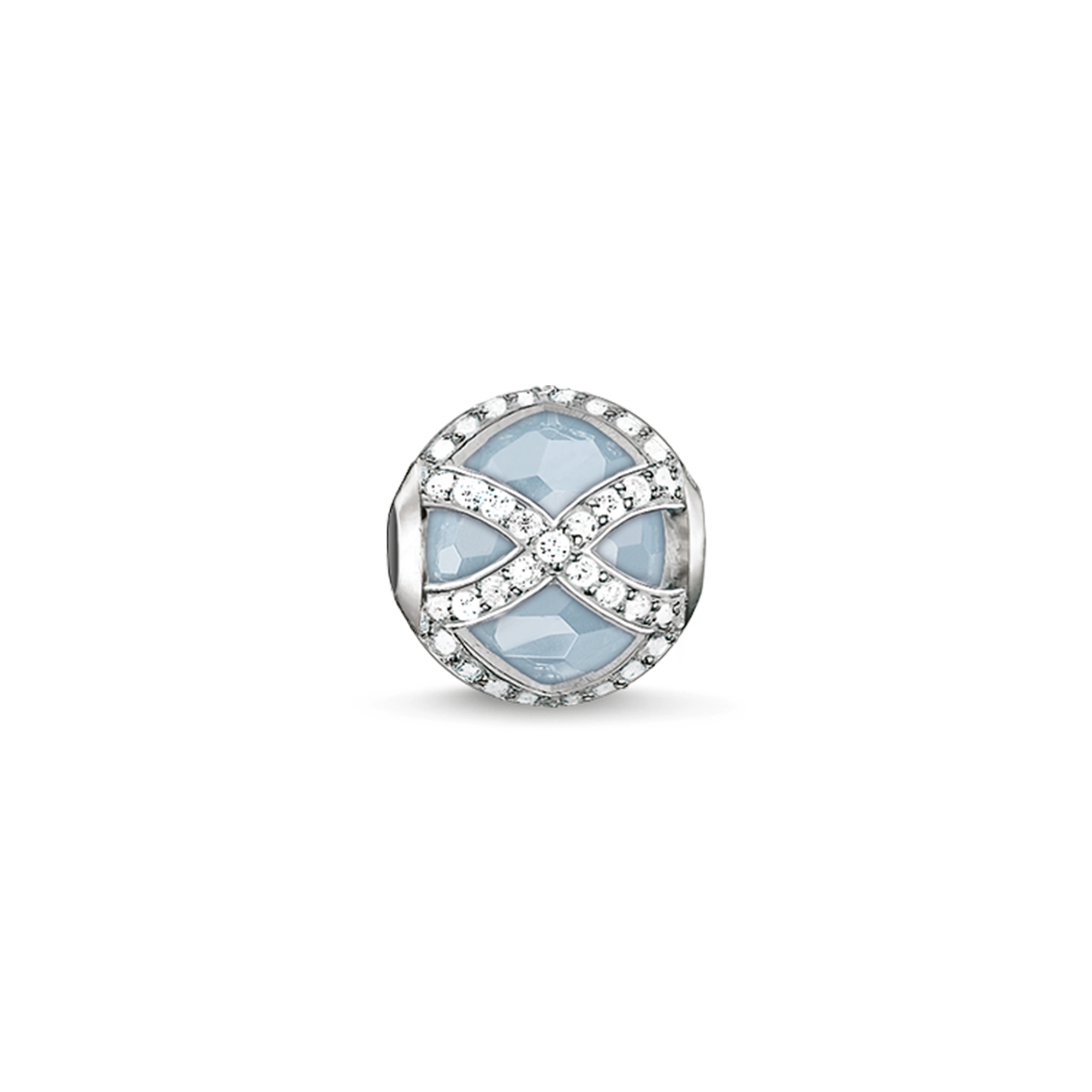 "Thomas Sabo - Bead ""light- Maharani"" blue - 1"
