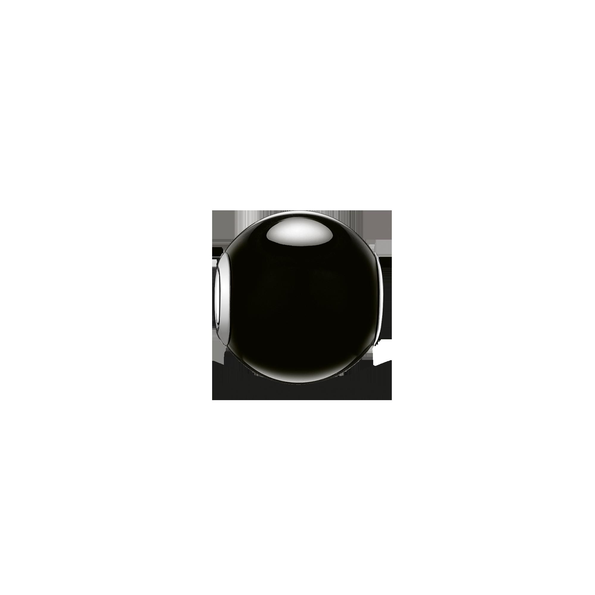 """Thomas Sabo - Bead """"obsidian"""" - 1"""