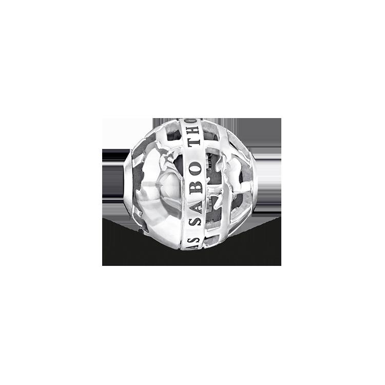 """Thomas Sabo - Bead """"globe"""" - 1"""