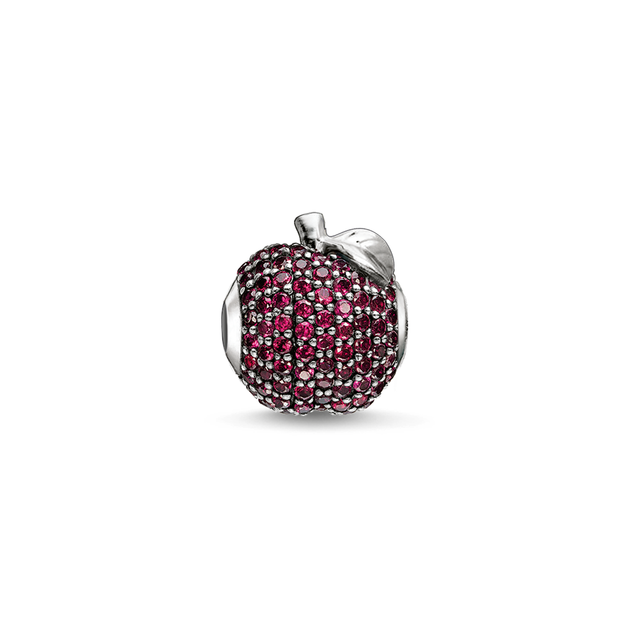 "Thomas Sabo - Bead "" apple"" red - 1"